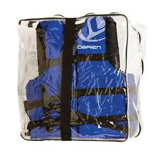 4 Pack O'Brien Universal Boating Waterski Wakeboard Towable Buoyancy Aid Vest
