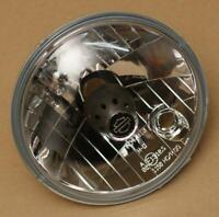 Harley original Scheinwerfer Einsatz Klarglas Headlight Reflector 5 3/4 Zoll