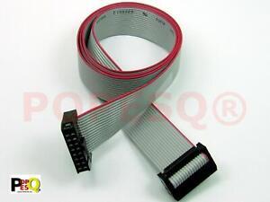 x IDC Verlängerungskabel 26 polig 70cm 2.54mm Verbinder #A1927 1 Stk