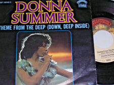 """7"""" - DONNA SUMMER Theme from the deep - 1977 # 1784"""