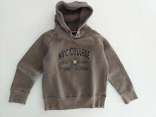 Felpa con cappuccio TOMMY HILFIHER 5-6 anni 110-116 cm maglione maglia bambino