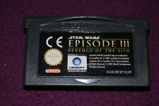 STAR WARS EPISODE III REVANCHE DES SITH - Ubisoft - Jeu Action Game Boy GBA EUR
