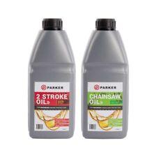 2 Stroke Oil & Chainsaw Oil Pack