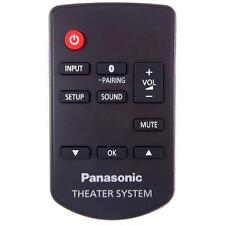 *NEW* Genuine Panasonic N2QAYC000098 Soundbar Remote Control