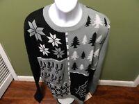 San Antonio Spurs Kawhi Leonard Ugly Christmas Sweater Size