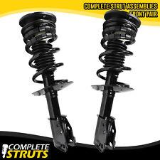 95-99 Pontiac Sunfire Front Quick Complete Struts & Coil Springs w/ Mounts x2