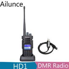 DMR Ailunce HD1 Walkie Talkie Dual Band Digital/Analog Ham Radio IP67 3200mAh