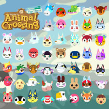 Animal Crossing New Horizons NFC Amiibo Tags - Get Your Favorite Villagers!
