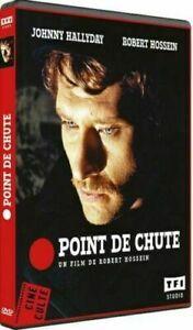 """ POINT DE CHUTE "" DVD NEUF - JOHNNY HALLYDAY - De ROBERT HOSSEIN - 1970"