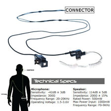 Impact MC1-P2W-AT1 Platinum 2-Wire Headset for M/A Com LPE200 + Prism Radios