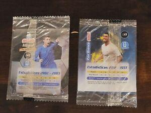 2X Lot Cristiano Ronaldo Bimbo Bakery Extremely Rare 2012-13 Mexico Real Madrid