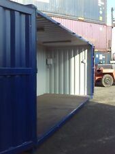 20ft Side opening shipping / storage container