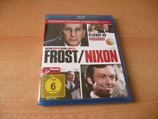 Blu Ray Frost/Nixon - 2008 - Playboy VS Präsident