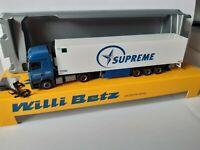 Actros 12465 BG   Willi Betz   Kühlkoffer 37422 Supreme Holland  Exclusiv Serie