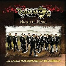 NEW Hasta El Final (Audio CD)