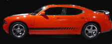 2005-10 Dodge Charger Daytona Style Lower Body Strobe Stripe Decal Reproduced