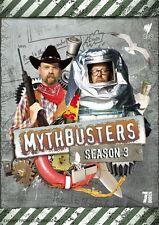 NEW Mythbusters: Season 7 (DVD)