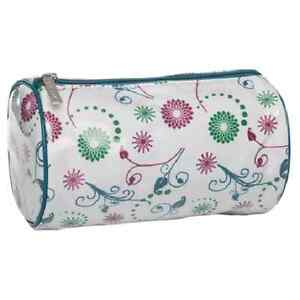 Clarisonic Whimsy Barrel Travel Bag - Brand New - Same Day Shipping