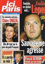 ▬►  Gérard Rinaldi (Les Charlots) Carole Bouquet P.M Glaser Sheila Lorie Delon