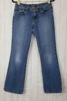 Lucky Brand Cumberland Sweet N Low Boot Cut Women's Jeans Sz 10/30 Ol Zest Wash