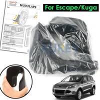 For Ford Kuga 2 2013-2019 MudFlaps Splash Mud Flap Flaps Guard Mudguards Fender
