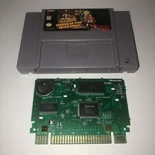 AUTHENTIC Super Nintendo Game MARIO RPG Legend of The 7 Stars SNES Battery SAVES