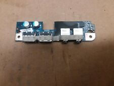 "HP Compaq nw9440 17"" Genuine Laptop Audio USB Sound Board LS-2713P #06"