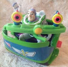 Buzz Lightyear Toy Story  Disney Diecast Metal WDW ride Mint Original Packageing