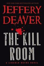 The Kill Room - Jeffery Deaver (2013, Hardcover) Lincoln Rhyme Series #10 New