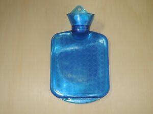 Wärmeflasche ohne Bezug Bettflasche Gummi Wärme Flasche neuwertig
