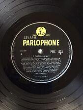 Beatles Please Please Me UK Mono No Pub Credits 1963 MT Tax EX Plays MINT