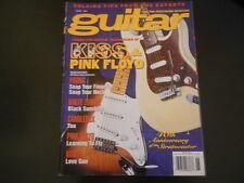 Pink Floyd, Kiss, Adrian Belew - Guitar Magazine 1994