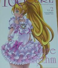EUNOS Precure Fan Art Book 100 CURE vol.02 Cure Rhythm 106page Pre Cure