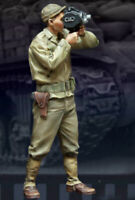 █ 1/35 Resin WWII US War Reporter Unpainted Unassembled BL715