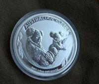 Australien 2011 Koala 1/2 Unze - Anlagesilber - Investment |
