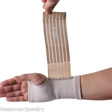 Elastic Palm Glove Hand Wrist Supports Sport Arthritis Brace Sleeve Support GW