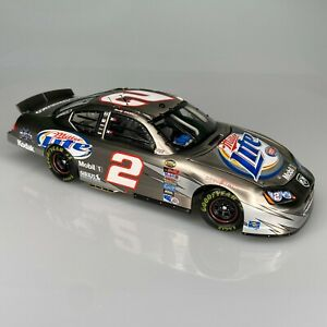 Rusty Wallace ACTION RACE FANS #2 Miller Lite 1/24 2005 Charger  1 OF 504 w/ box