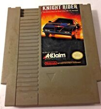 Nintendo NES Knight Rider Video Game