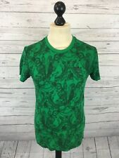 ADIDAS ORIGINALS T-Shirt-Size Small-Green-Great condition