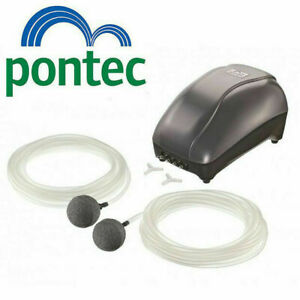Oase Pontec PondoAir Pond Air Pump Aerator Koi Fish Pond FREE air hose / stones