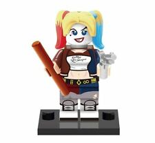 1pc Harley Quinn Minifigure Building Blocks Toy Suicide Squad action figure