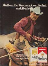 Marlboro Zigaretten - Reklame Werbeanzeige Original-Werbung 1975 (4)