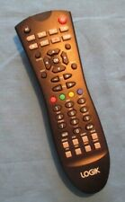 Genuine Original Logik RC1101 TV Remote Control Tested and Cleaned