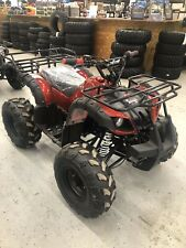 New Coolster 125cc Kids 4 Stroke Larger Size Atv