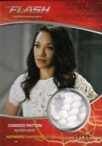 The Flash Season 2, Candice Patton 'Iris West' Wardrobe Card M23 #68/99