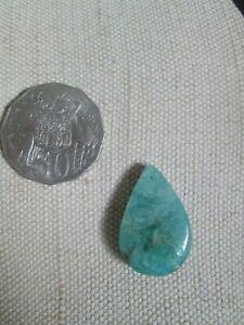 ~ Natural Amazonite Cabochon Gemstone ~ (AU22) ~