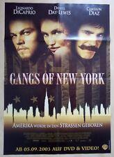 LEONARDO DICAPRIO: Gangs of New York (tolles DIN A1 Poster)