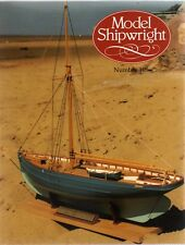 Model Shipwright No 105  (Conway 1998 1st) with Modellers Draught plan