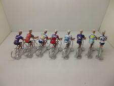 Lance Armstrong cycling figurines set miniature USPS Trek Madone