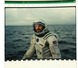 Interstellar 70mm IMAX Film Cell - Doyle on Miller's Planet (3628)*